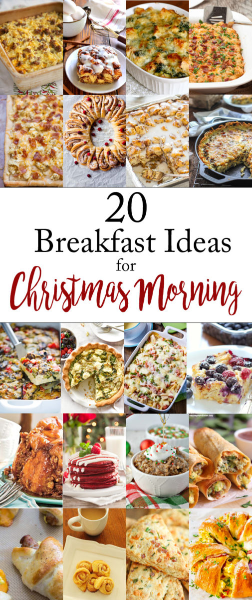 Christmas morning brunch ideas for Decoration quiche