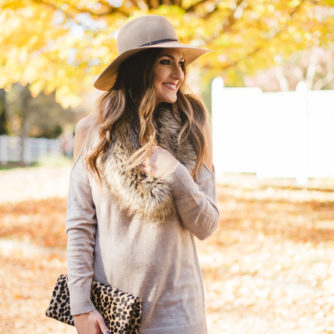 Trend to Try: Cold Shoulder Sweaters!