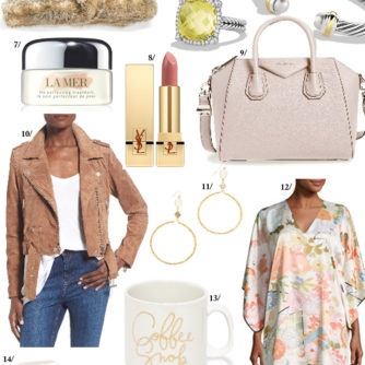 Luxury Gift Guide for HER (aka YOU)