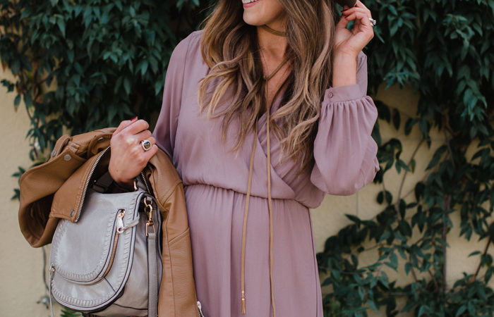 Affordable Dress + #MomStyleMonday