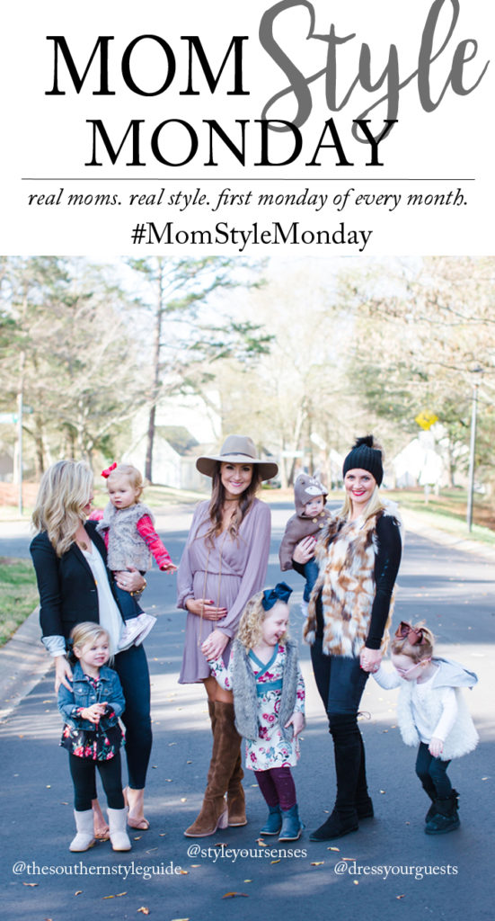 Mom Style Monday Graphic