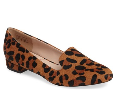Cute Leopard flats to dress up or down