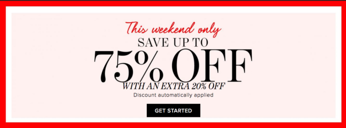 Baublebar Weekend Sale!