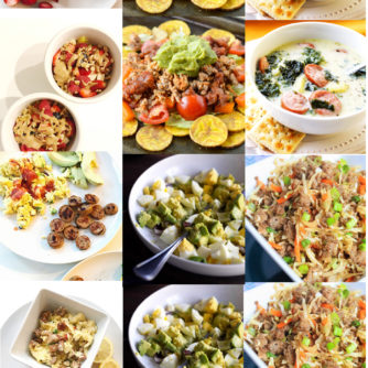 Whole30 Week 2 Update + Meal Plan featured by popular Texas lifestyle blogger, Style Your Senses