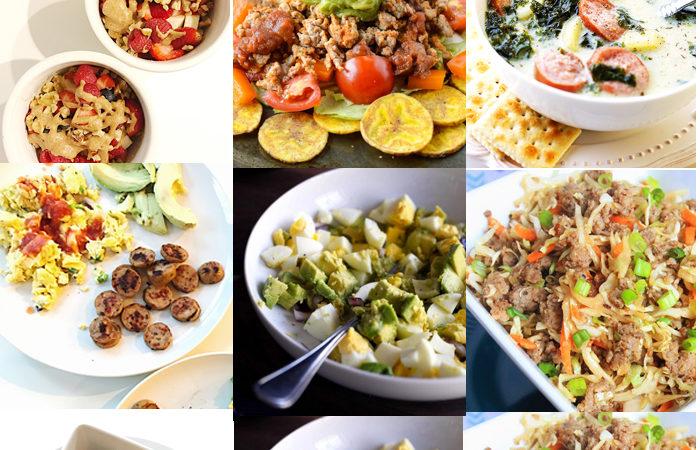 Whole 30 | Week 2 Update + Meal Plan