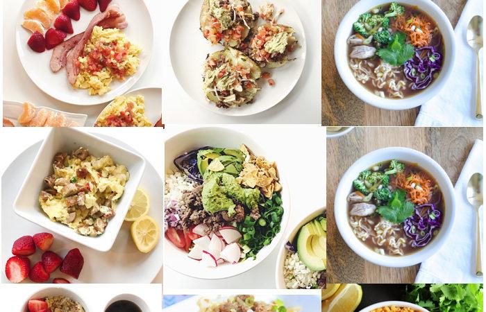 Whole 30 | Week 2 Update + Week 3 Meal Plan