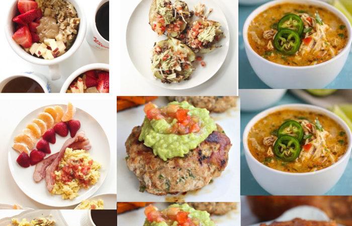 Whole30 Week 3 Update + Week 4 Meal Plan
