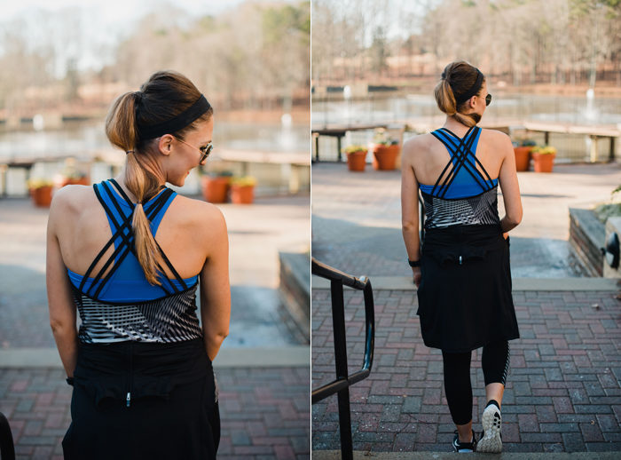 Cute work out gear that's affordable and versatile!