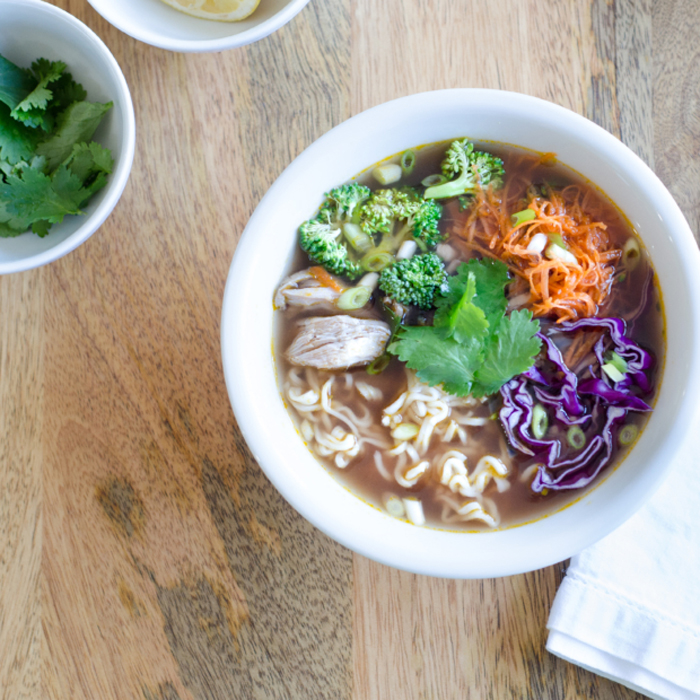 Whole 30 Broth Bowl