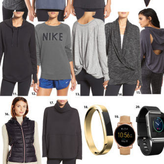 Athleisure wardrobe staples