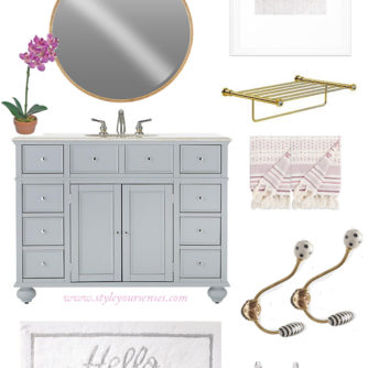 Bathroom Makeover Plans!