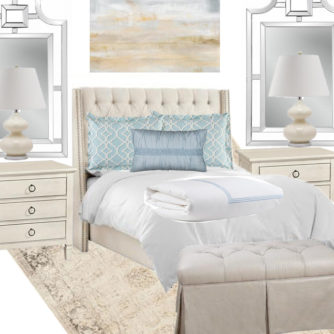 Bedroom Refresh with Home Decorators Collection