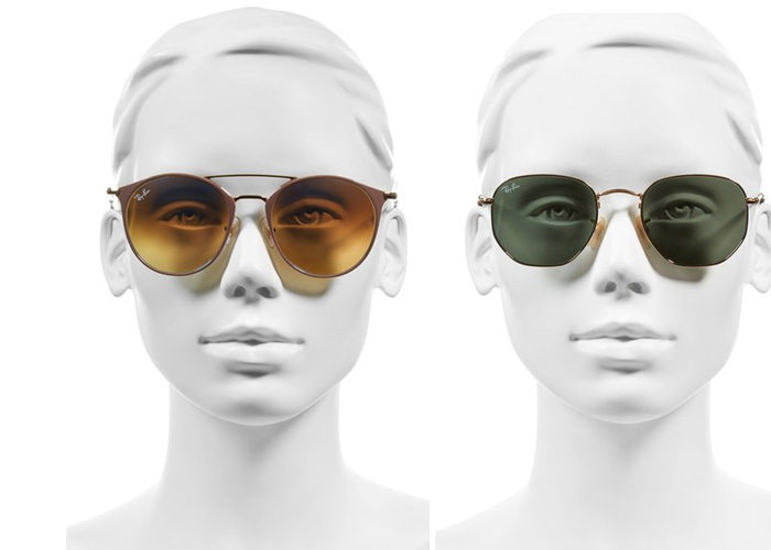 on trend ray bans for Spring