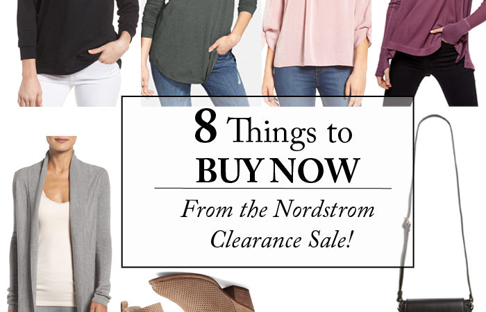 Nordstrom Clearance Sale Top Picks