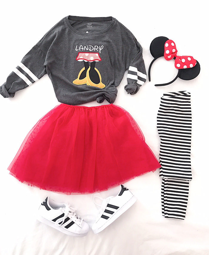 What to pack for Disney for toddler girl