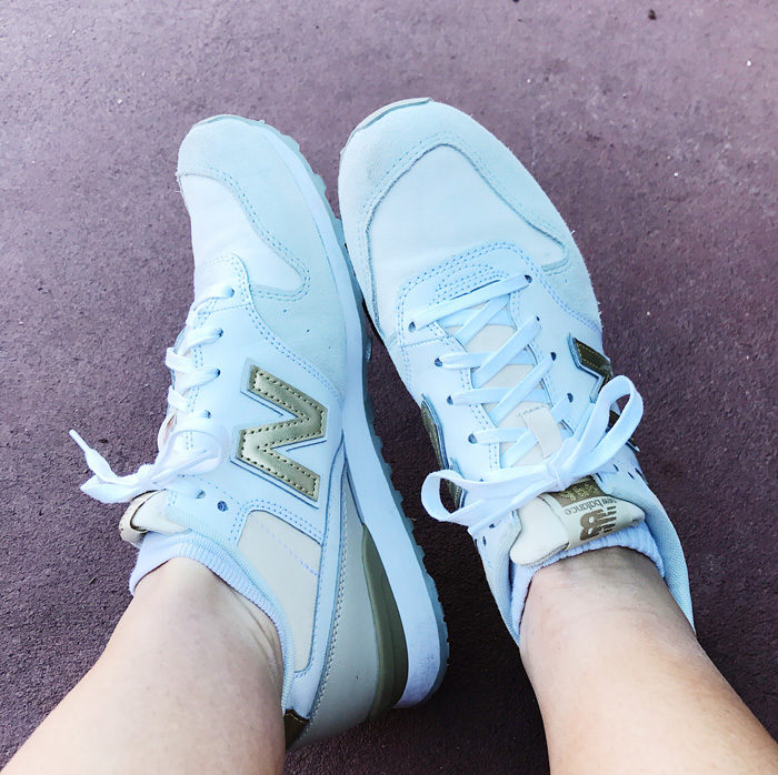 New Balance Sneakers are perfect for Disney