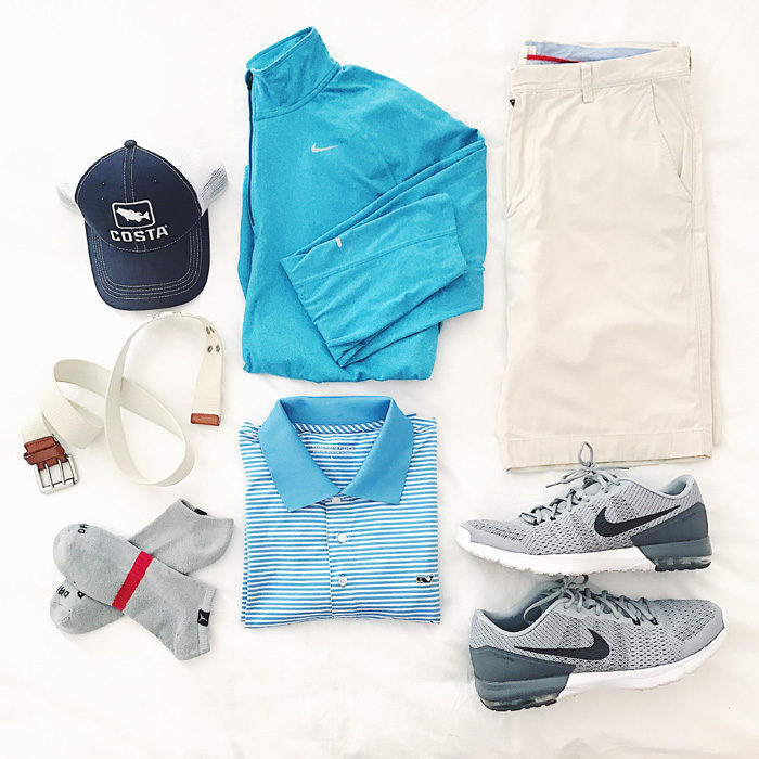 What to pack for Disney for Dad
