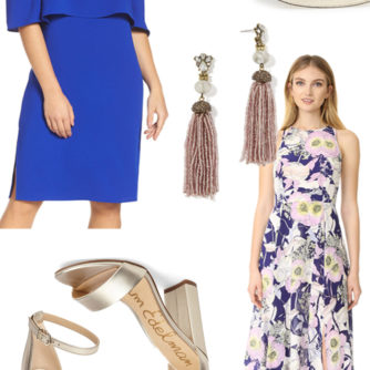 The Style Board Series Volume 1: Week 8 / Athleisure + Wedding Guest Outfit Inspiration