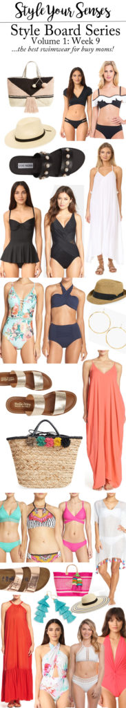 The best swimwear for moms