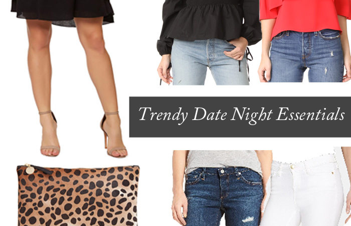 Style Board Series Volume 1: Week 7 | Date Night Outfit Inspo