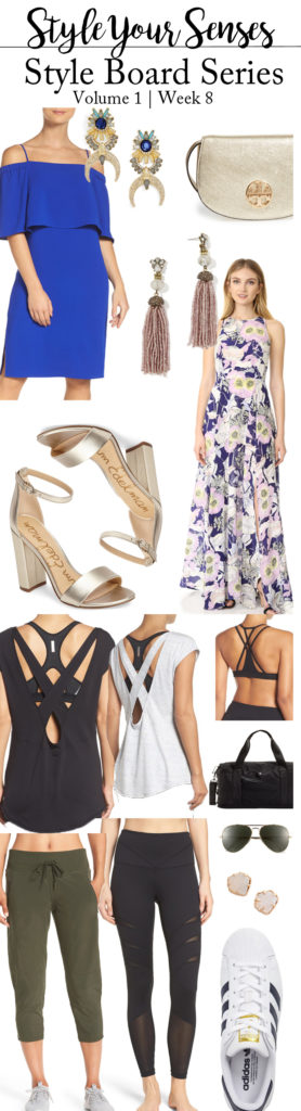 What to wear for a Spring Wedding + an easy Athleisure outfit
