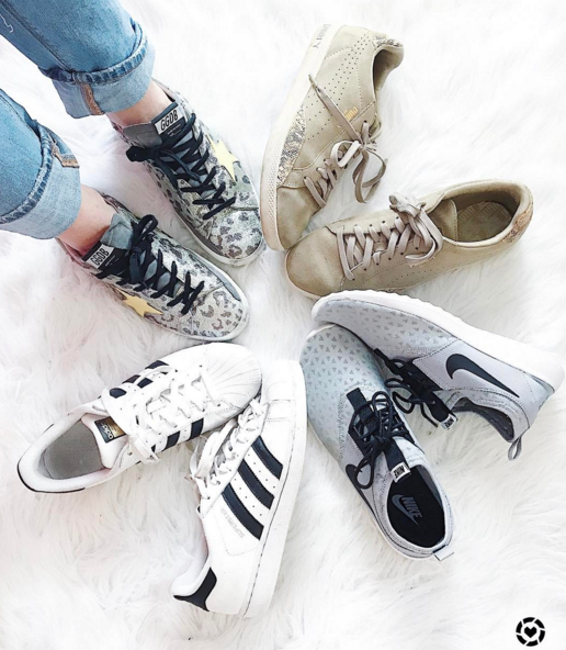 Athleisure Sneakers