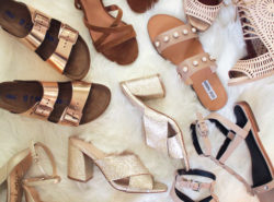 The TOP 20 neutral sandals for Spring, Spring shoe trends, and personal reviews