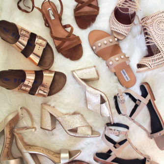 Top 20 Neutral Sandals for Spring