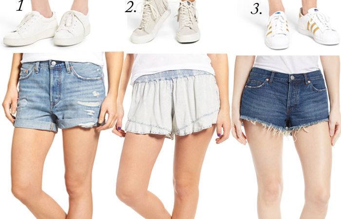 The Best Denim Shorts UNDER $100!