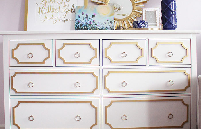 DIY Ikea Hack with O'verlays