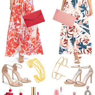 Style Board Series   Summer Maxi Dresses: Splurge or Steal