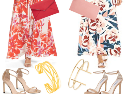 Style Board Series | Summer Maxi Dresses: Splurge or Steal