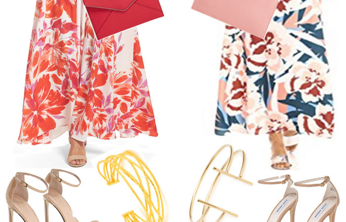 Style Board Series | Summer Maxi Dresses: Splurge or Steal
