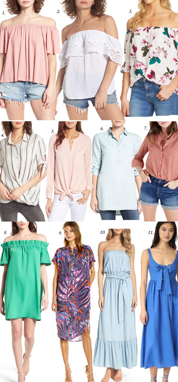 Nursing Nutrition 101 + Summer Nursing Clothes!
