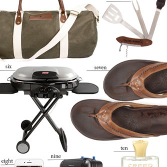 Father's Day Gift Guide 2017