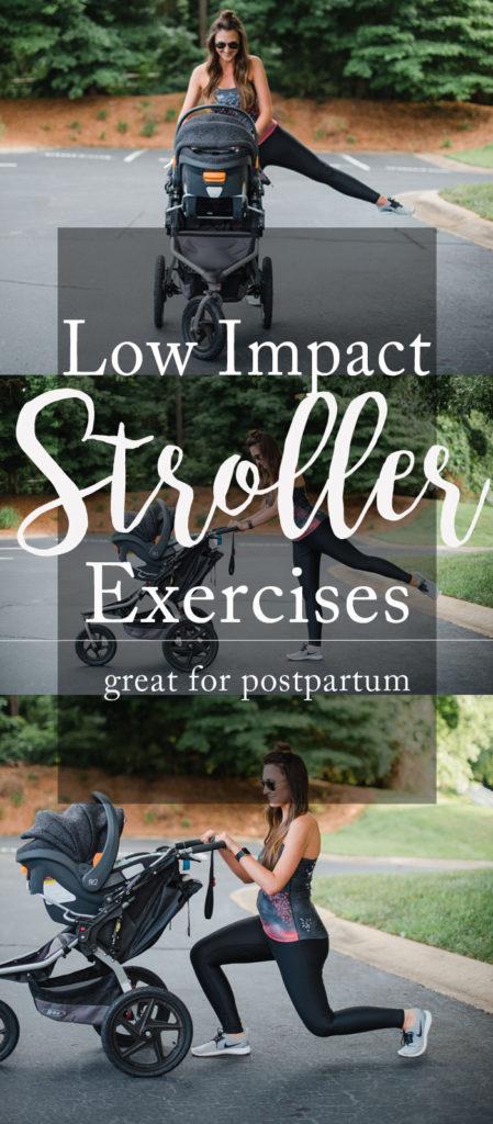stroller workout for moms