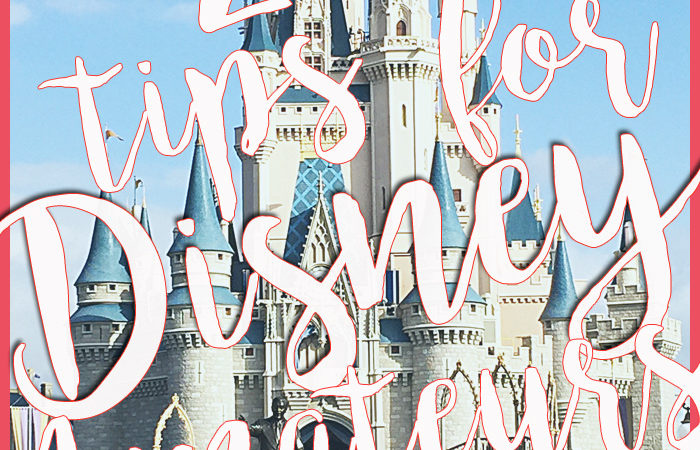 20 Tips for Planning a Disney Vacation!