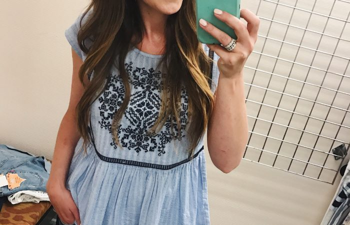 Fitting Room Files: Nordstrom Summer Tees + Tops | SHOPBOP SALE