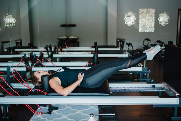 Getting Back Into Shape After Baby with Pilates