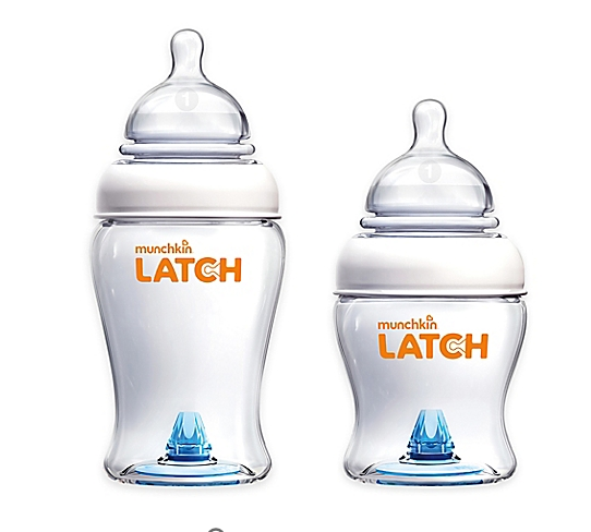 Munchkin Latch Bottle Review