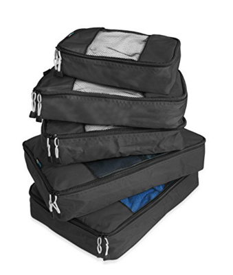 TravelWise Packing Cubes