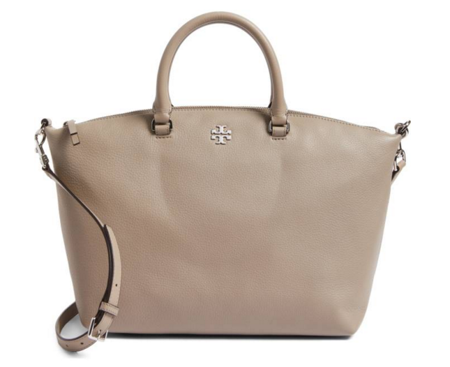 3fe52b7a7e0a I chose this one because it s such a great classic neutral that will last  you for years to come. I love that you can wear it cross body or as a tote