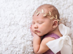 Copyrighted Newborn Image
