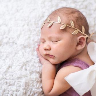 Lawson's Birth Story + Newborn Photos
