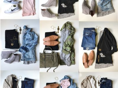 Fall Capsule Wardrobe for Busy Moms!