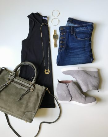 Fall Capsule Wardrobe for Busy Moms