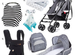Tips, tricks and everything that you need to travel with a baby!