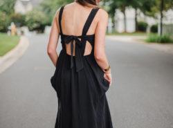Black Maxi Dress Style Your Senses