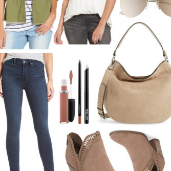 Head to Toe Nordstrom Anniversary Sale Outfit Inspiration!