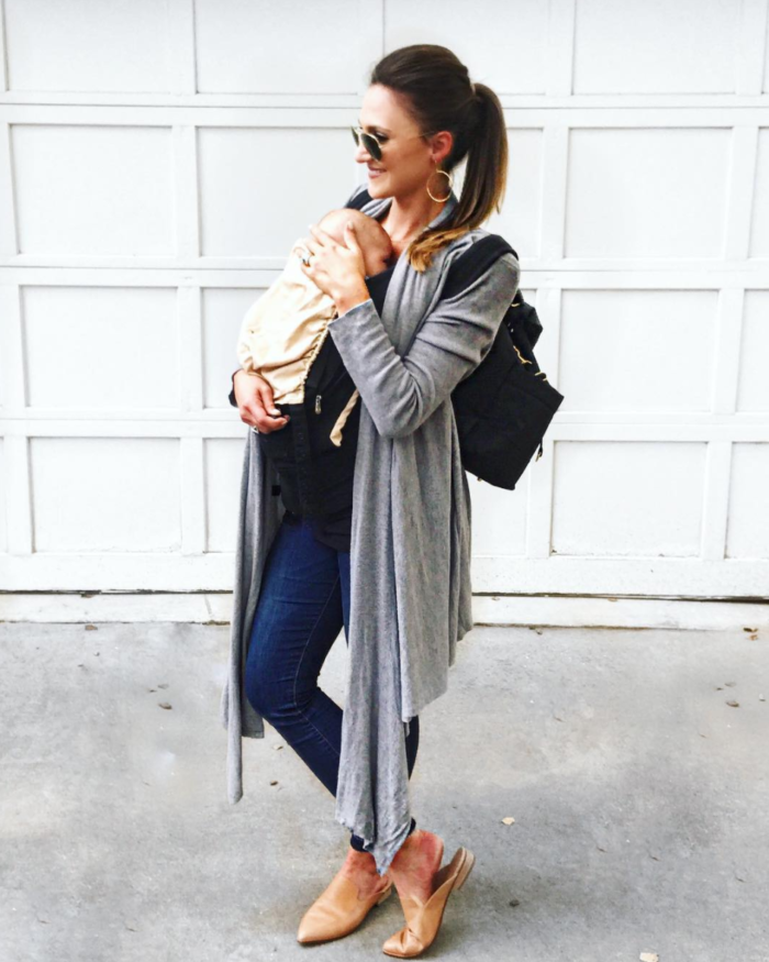 Travel in style with a baby